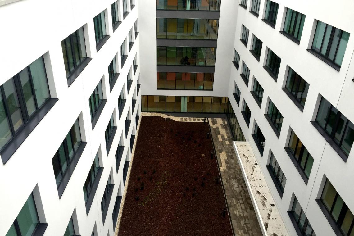 Biurowiec projektu Ovotz Design Lab z prestiżowym certyfikatem