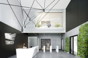 Tensor przykładem dobrej architektury