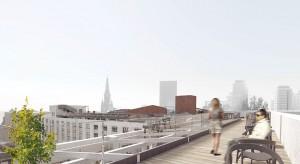 Marsz na dach! Przestrzenie publiczne wkroczą na szczyty budynków?