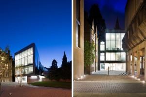 Zaha Hadid dla Uniwersytetu w Oksfordzie