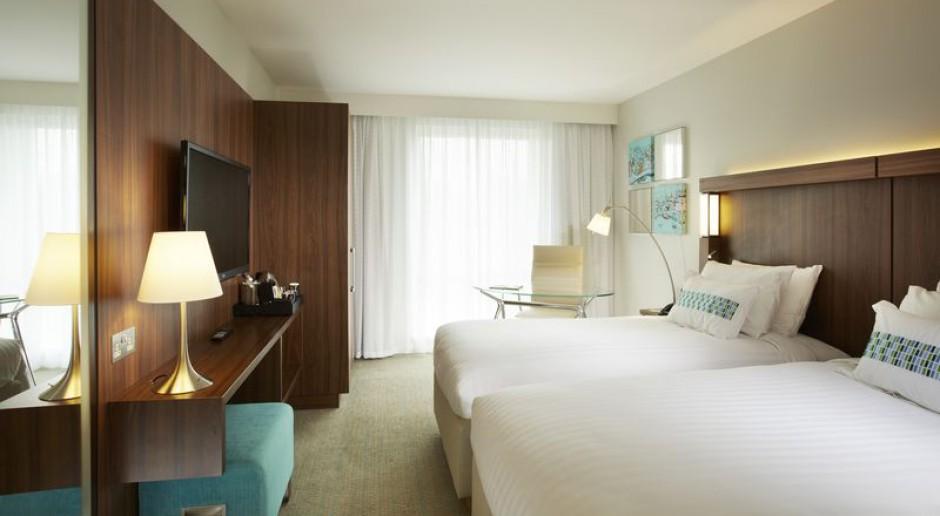 Polski hotel Marriott wizytówką stylu i technologii