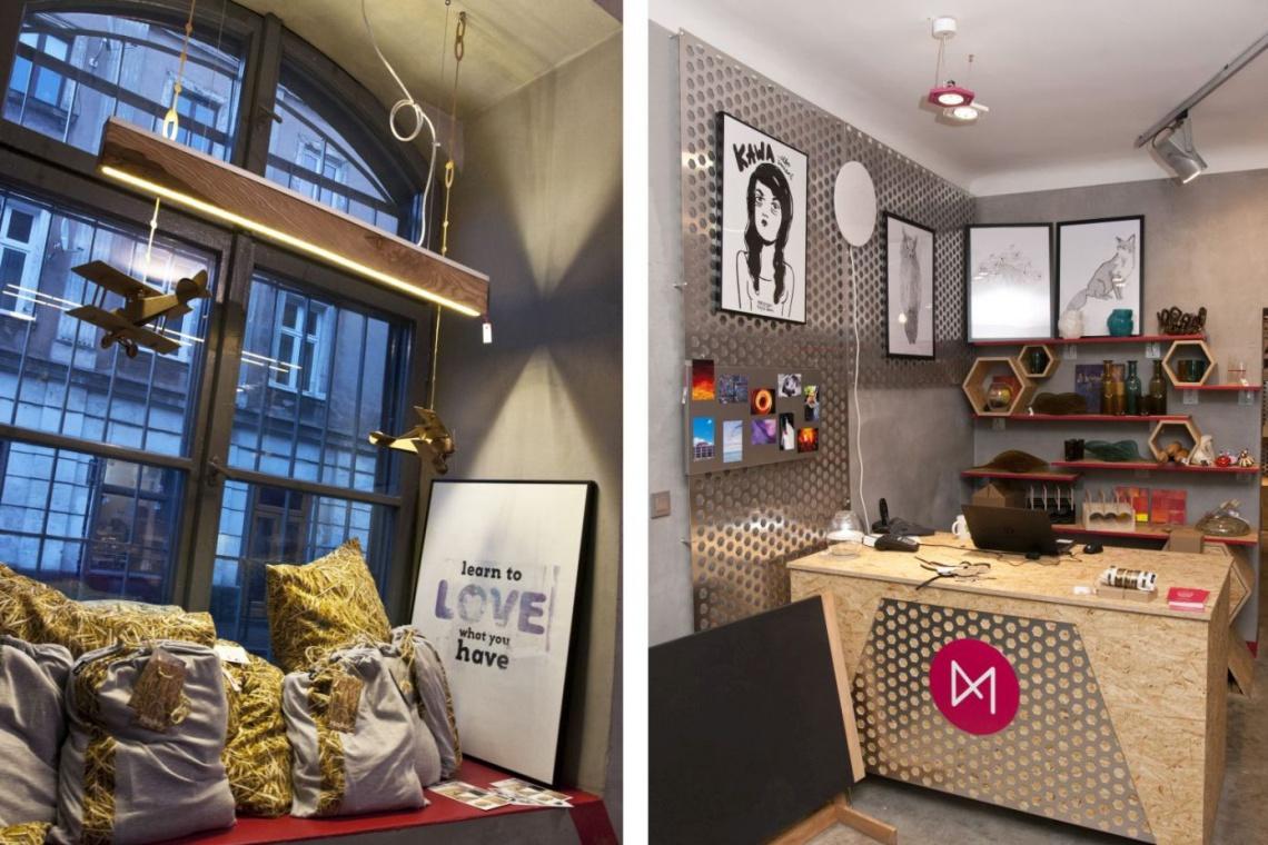 Marka Concept Store & Galeria - sklep, mini galeria i miejsce spotkań