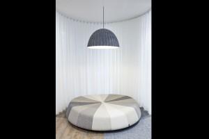 Katja Sadziak zaprojektowała, a Xplan wykonał biuro dla Telwa Group Trading