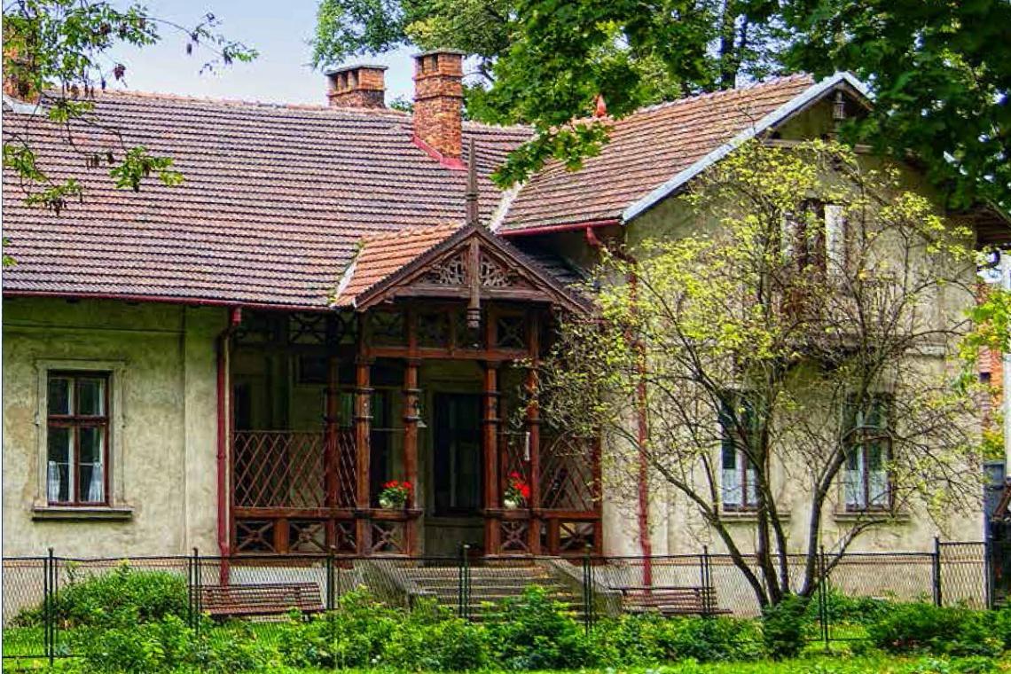 Zabytkowa willa w Krakowie z nowym właścicielem
