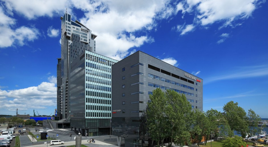 Gdynia zyskuje biurowiec i hotel spod kreski FORT Architekci