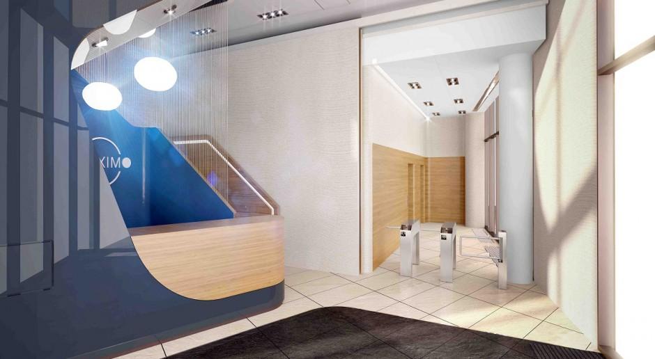 Zaprojektowali Ferrari. Teraz stworzyli biurowe lobby w Warszawie
