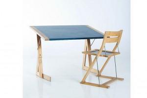 Biurko w sam raz dla architekta