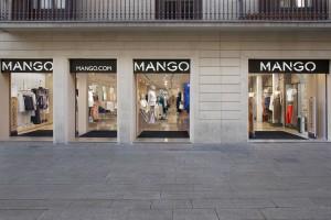 Powstał największy sklep Mango w Europie
