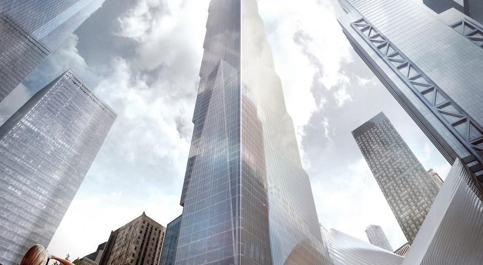 Bjarke Ingels i Larry Silverstein odbudują ikonę Nowego Jorku
