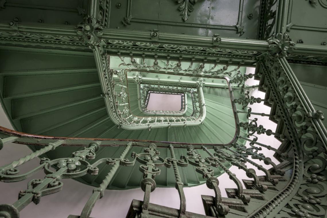 Powstanie lapidarium detali łódzkiej architektury