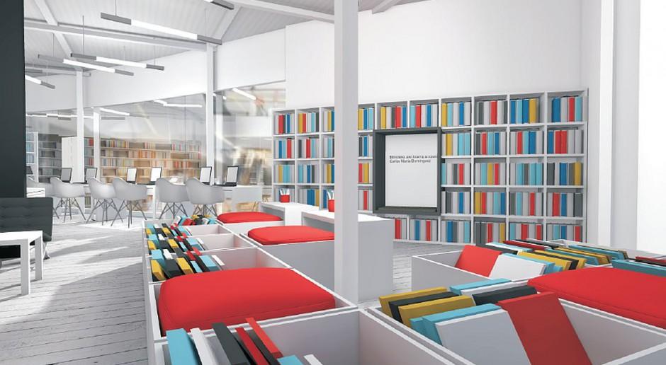 Tak wygląda współczesna biblioteka