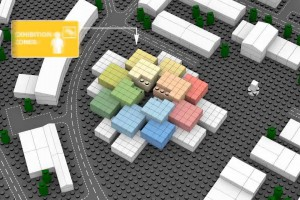 Lego House od BIG