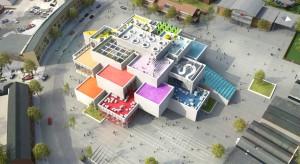 Muzeum z klocków Lego