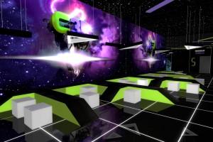 Kosmiczne kino 3D spod kreski Formacja Projekt czeka na otwarcie