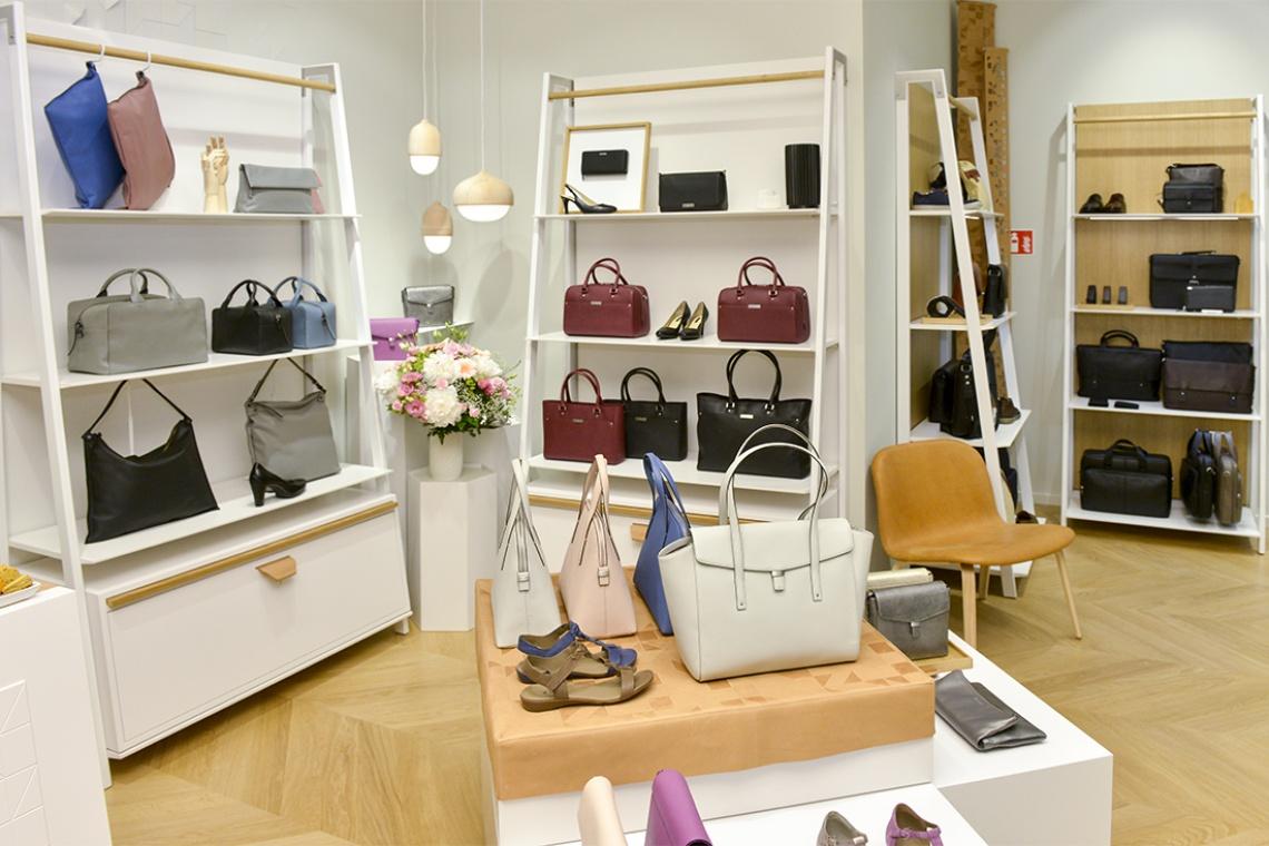 Pierwszy na świecie salon Ecco Leather Goods