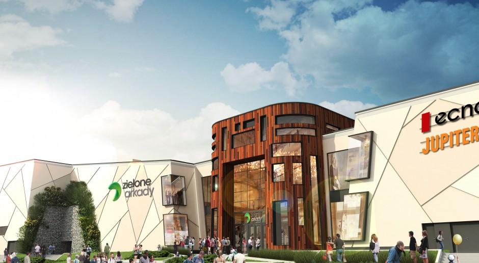 Poznaj szczegóły projektu Zielonych Arkad w Bydgoszczy
