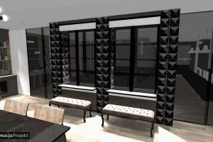 Formacja Projekt z koncepcją salonu fryzjerskiego w Rotterdamie