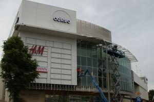 Ostatnie zdjęcia z budowy Galerii Corso