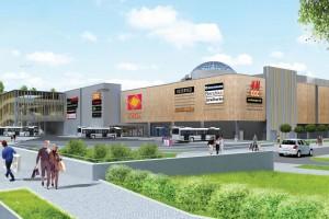 Co słychać na budowie galerii Nowy Rynek w Jeleniej Górze?