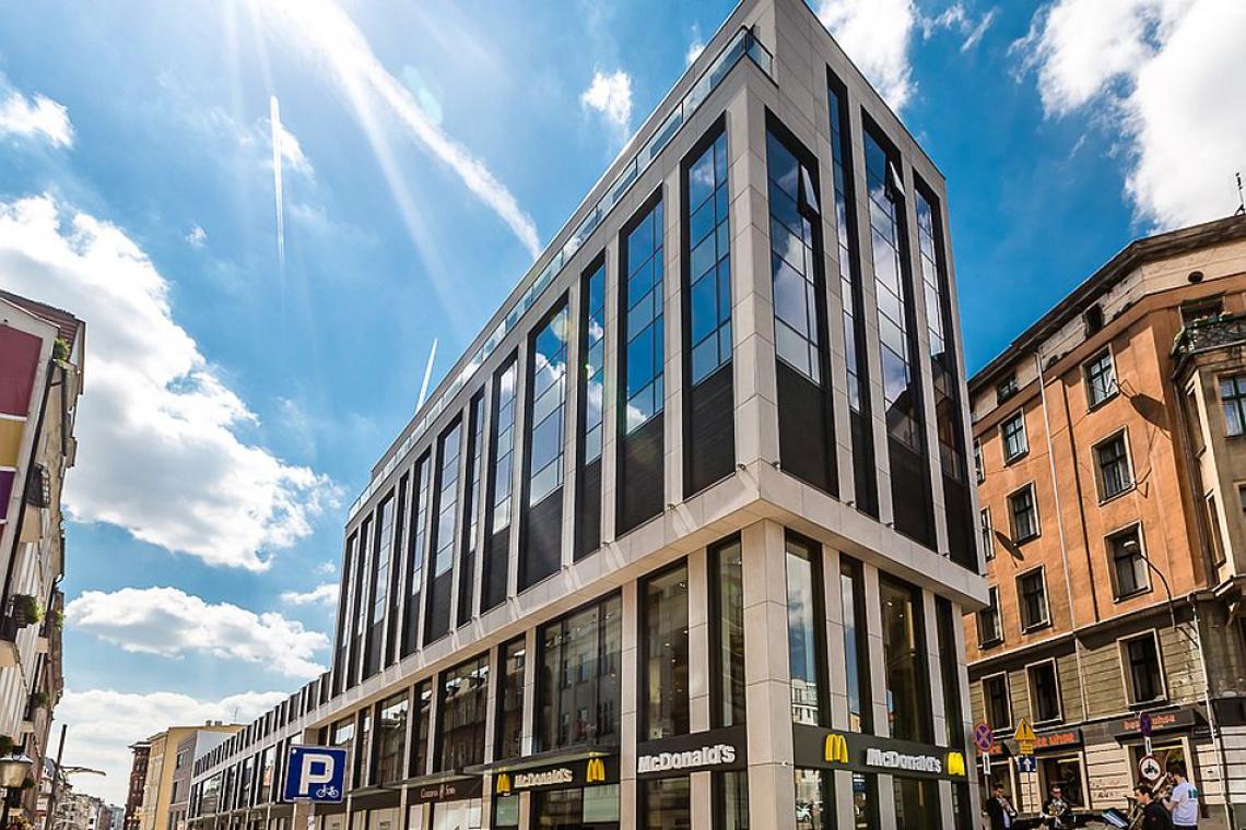 Fotorelacja: Półwiejska 2 projektu CDF Architekci