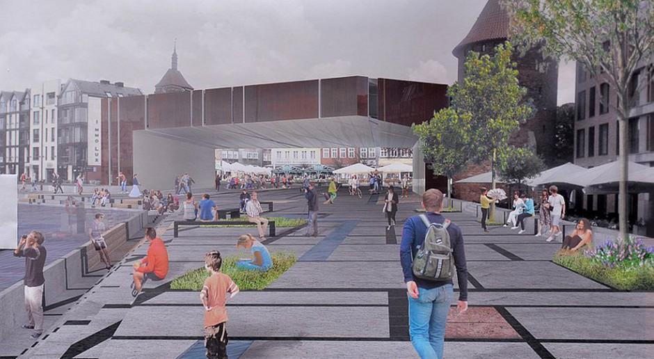 Targ Rybny w Gdańsku oczami przyszłych architektów