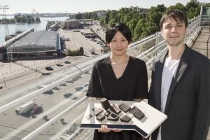 Nowy projekt Moreau Kusunoki Architectes na zdjęciach