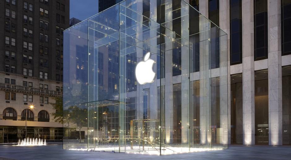 Magiczna kostka Apple