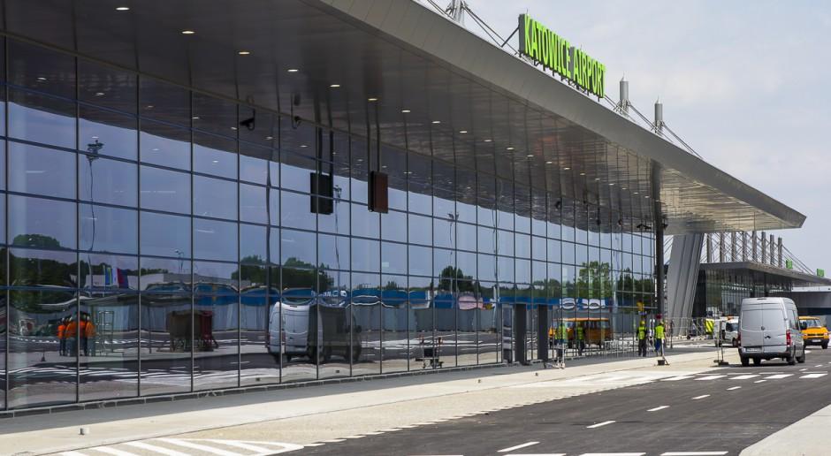 Tak wygląda nowy terminal w Katowicach