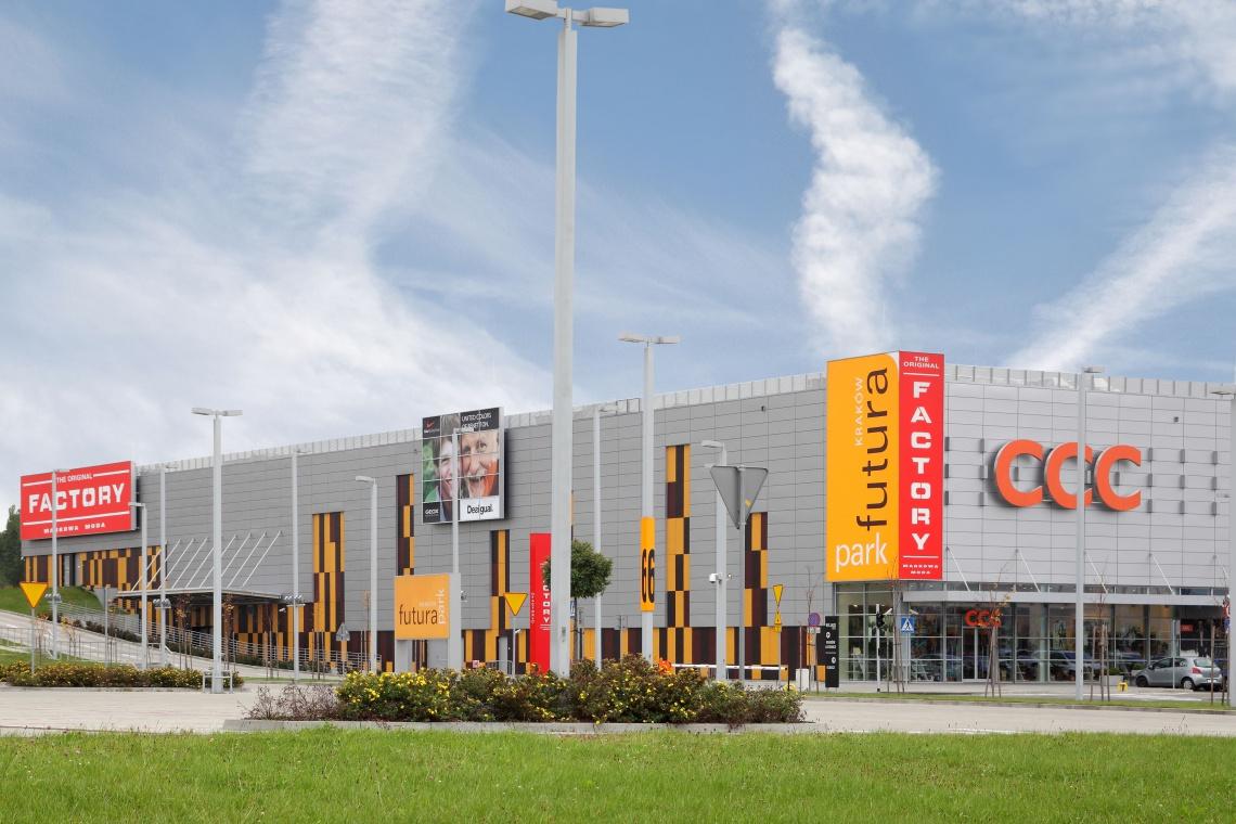 Największe outlety w Polsce