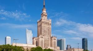 Taras widokowy w Pałacu Kultury odzyskuje blask