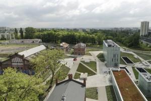 Dzień przed otwarciem Muzeum Śląskiego