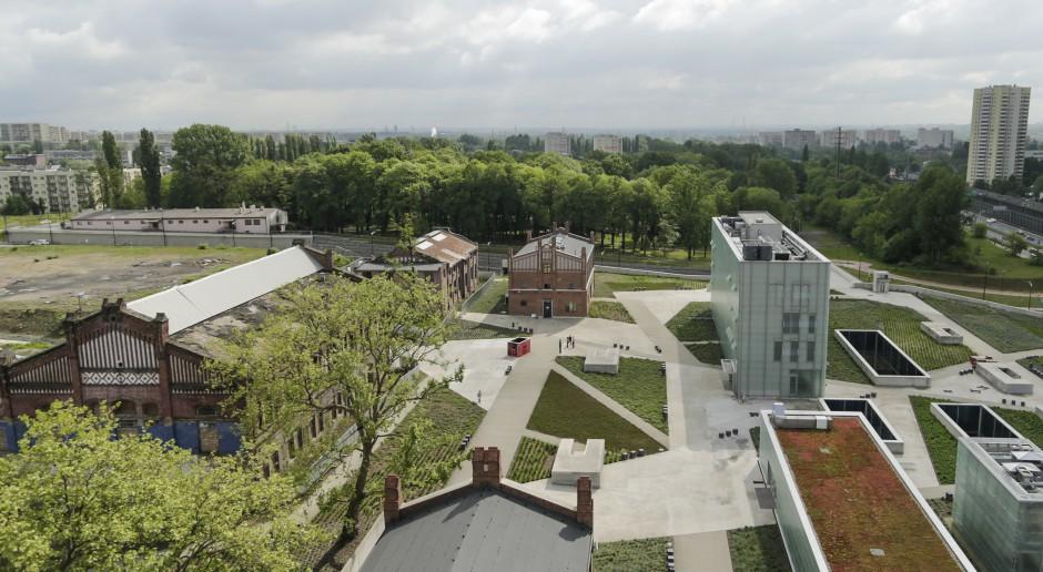 Instalacja zainspirowana koncepcją Muzeum Śląskiego