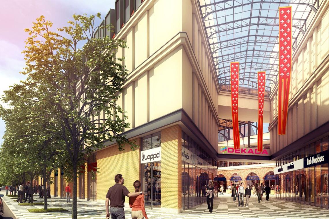 Air Project przygotowało koncepcję Galerii Dekada w Nysie