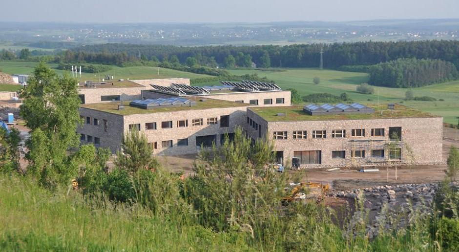 Europejskie Centrum Edukacji Geologicznej o krok od otwarcia