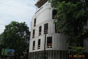 Stan surowy biurowca Regent Office
