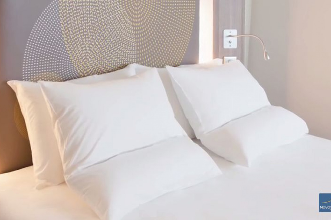 Ekologiczny design w hotelach Novotel