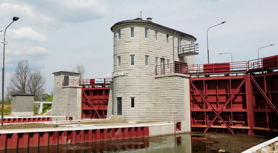 Spektakularna operacja inżynierska - Kanał Gliwicki gotowy