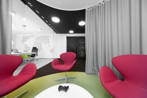 Widawscy Studio Architektury z projektem biura dla AllGame