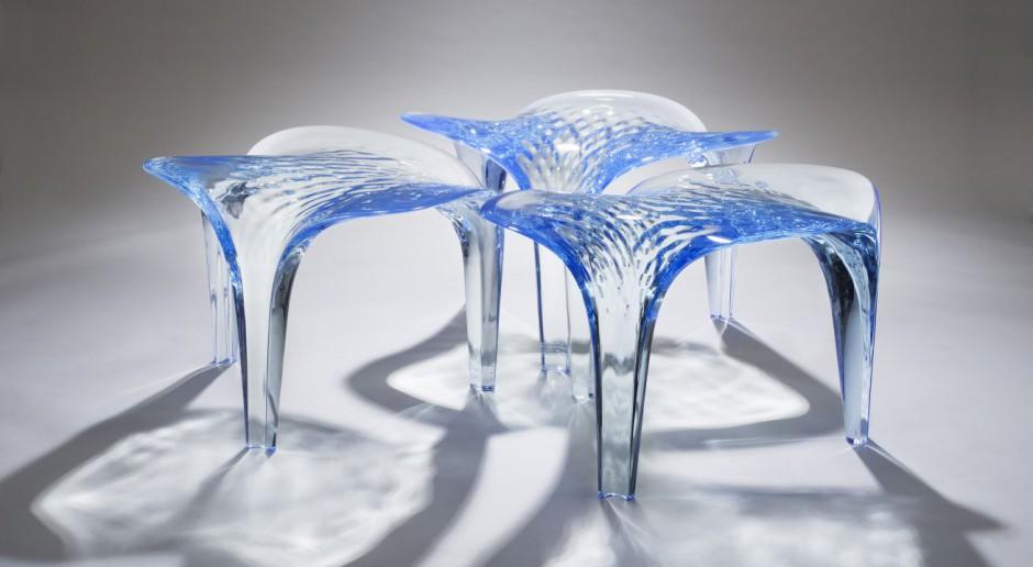 Tak Zaha Hadid projektuje meble