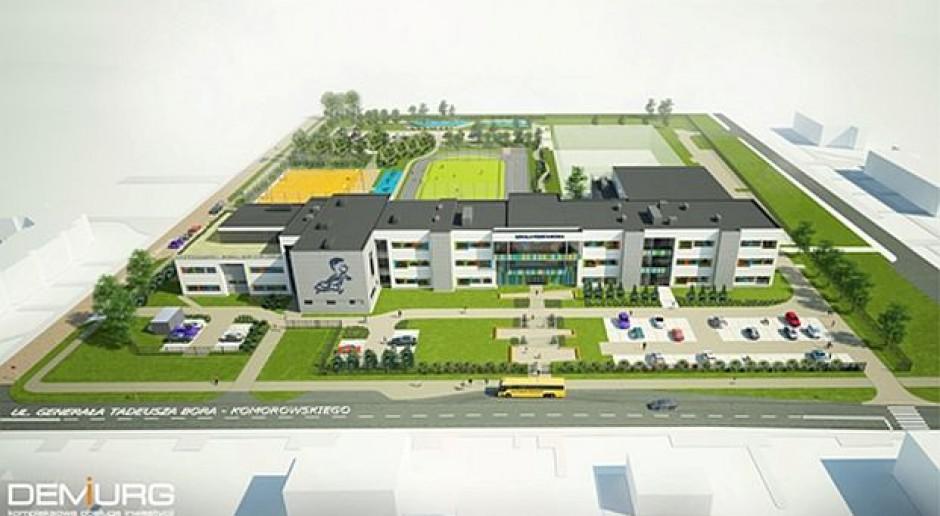 Kto wybuduje kompleks edukacyjny projektu biura Demiurg?
