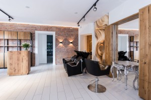 Designerski salon fryzjerski - tu każdy detal ma znaczenie