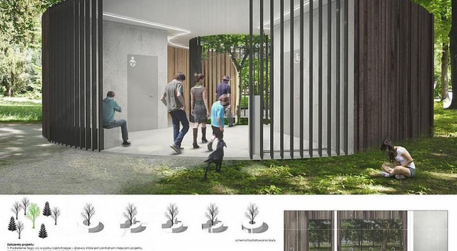 Rozstrzygnięto konkurs Projekt łazienki 2015 - wygrały studentki z Wrocławia