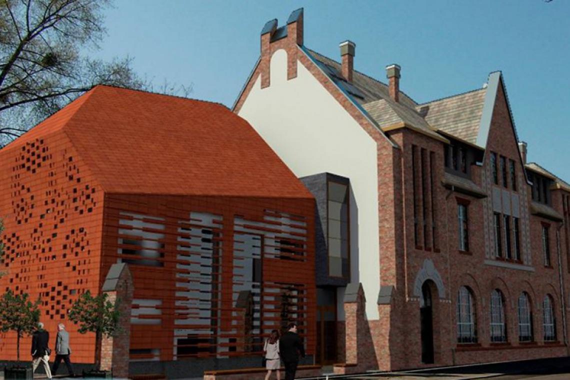 Kujawsko-Pomorskie Centrum Kultury jeszcze większe