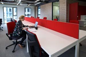 Kreatywna przestrzeń dla biznesu w Olivia Four