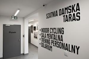 Level Up Fitness we Wrocławiu - nowoczesność spotyka się tu z retro
