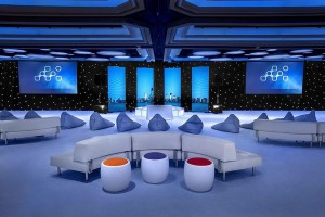 Marriott International radzi projektantom i organizatorom spotkań