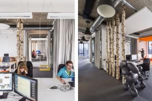 Libido Architekci zaprojektowali nowe biuro Digital One w Łodzi