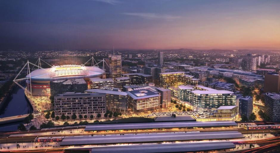 Foster + Partners projektują nowoczesny dworzec autobusowy