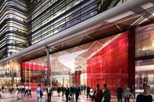 Foster + Partners wygrali konkurs na projekt w Cardiff w Wielkiej Brytanii