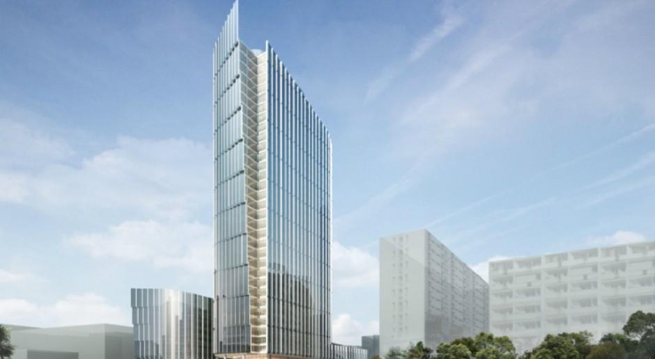 Nowe wizualizacje Mennica Legacy Tower